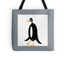 TUX BIRD Tote Bag