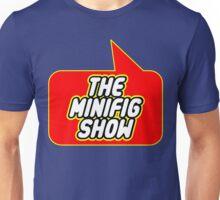 The Minifig Show, Bubble-Tees.com Unisex T-Shirt
