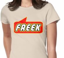 Freek, Bubble-Tees.com Womens Fitted T-Shirt