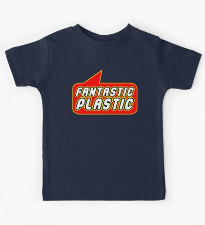 Fantastic Plastic, Bubble-Tees.com Kids Tee
