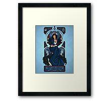 Infinite Nouveau Framed Print
