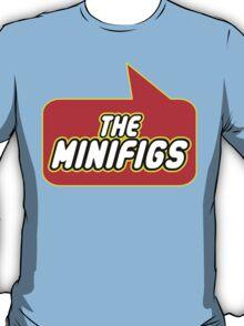 The Minifigs, Bubble-Tees.com T-Shirt