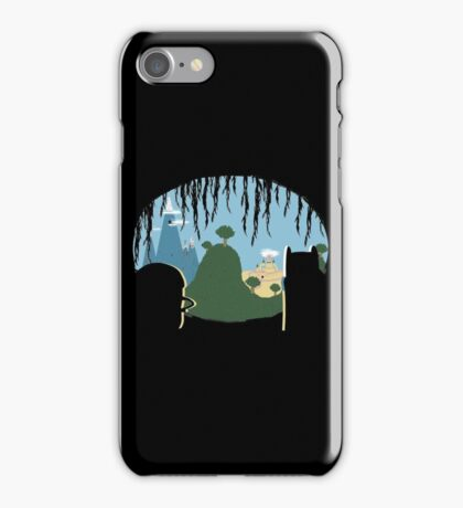 A View of Ooo iPhone Case/Skin