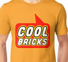 Cool Bricks, Bubble-Tees.com Unisex T-Shirt
