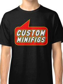 Custom Minifigs, Bubble-Tees.com Classic T-Shirt