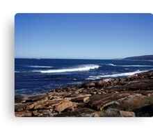 Indian Ocean - SW Australia  Canvas Print