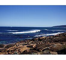 Indian Ocean - SW Australia  Photographic Print