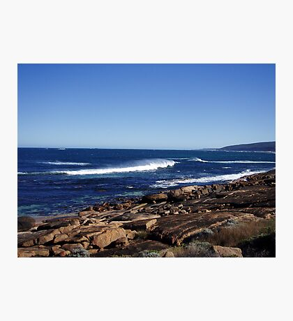 Indian Ocean - SW Australia  Photographic Print