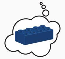 Blue Brick, Bubble-Tees.com Baby Tee
