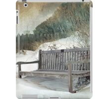 Sanctuary in White iPad Case/Skin