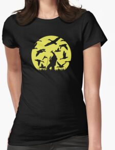 Strength in Numbers Womens Fitted T-Shirt