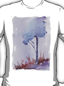 The lonely Blue gum T-Shirt