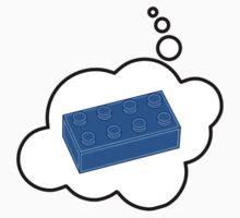 Blue Brick, Bubble-Tees.com One Piece - Long Sleeve
