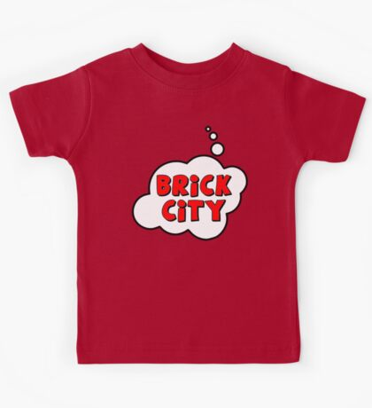 Brick City, Bubble-Tees.com Kids Tee