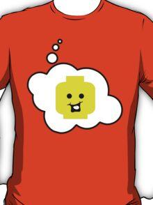 Cheeky Minifig, Bubble-Tees.com T-Shirt