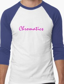Drive Soundtrack. Chromatics mashup. Men's Baseball ¾ T-Shirt