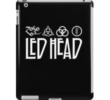 led head iPad Case/Skin