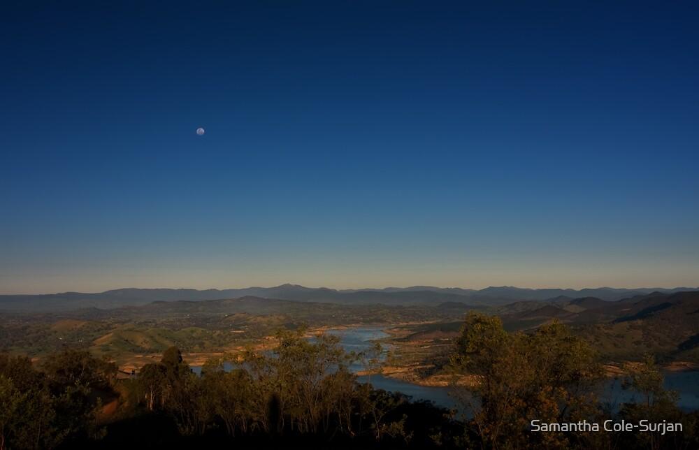Eildon Lake Sysytem, The Delatite Arm by Samantha Cole-Surjan