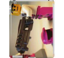 Halo Wars Pink Spartan Soldier Custom Minifigure iPad Case/Skin