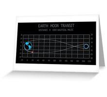 Apollo - Leaving Home Greeting Card