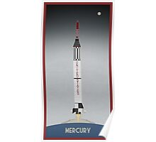Mercury Launch Poster