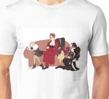 The Prosecution Rests Unisex T-Shirt