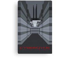 Cyberdyne Systems Canvas Print