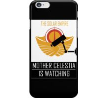 The Solar Empire - Watching iPhone Case/Skin