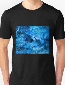 oil dolphins T-Shirt