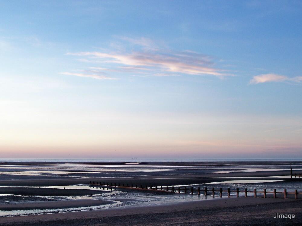 Blue Sunset by JImage