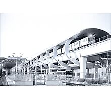 Miami Metro Hub Photographic Print