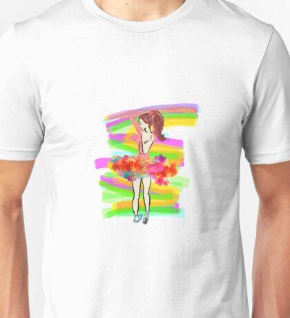 Hipster Dancer Unisex T-Shirt