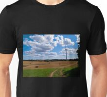 Modern clean alternative energy Unisex T-Shirt