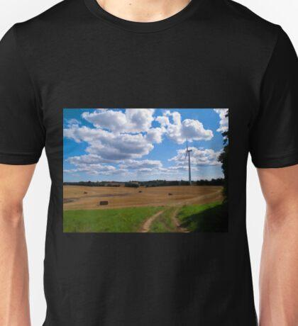 Modern clean alternative energy Unisex T-Shirt