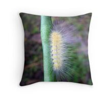 hairy critter Throw Pillow
