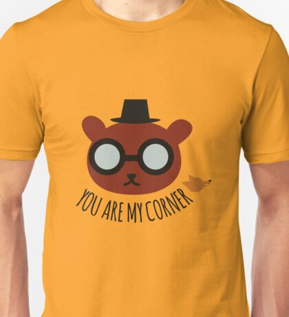 You are my corner - Night in the woods Unisex T-Shirt