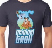 Duck Hunt - The Original Troll Unisex T-Shirt