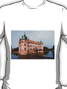 Egeskov castle Funen Denmark  T-Shirt