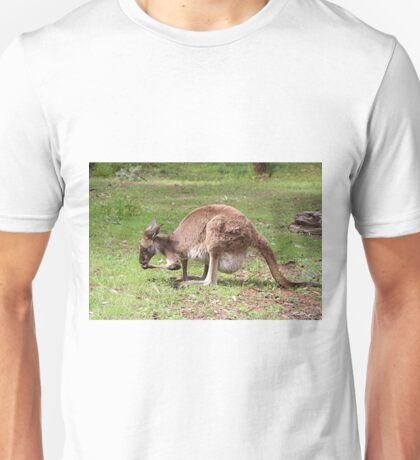 Kangaroo, Outback Australia Unisex T-Shirt