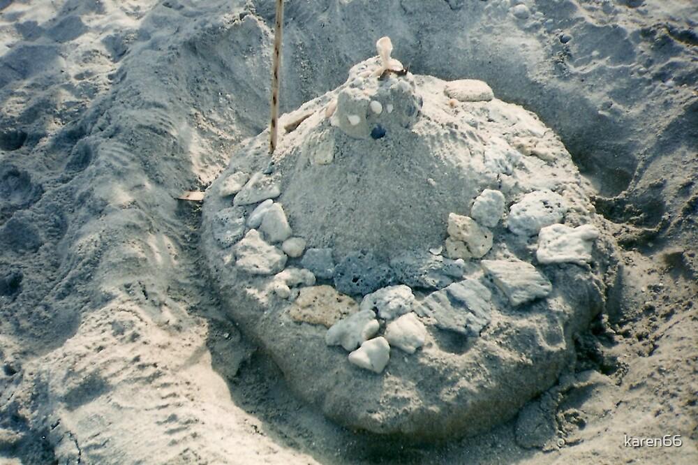 Sandcastle by karen66