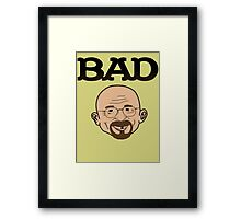 BAD Framed Print