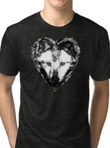 A Hungry heart Tri-blend T-Shirt
