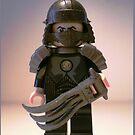 TMNT Teenage Mutant Ninja Turtles Master Shredder Custom Minifigure iPhone Case 'Customize My Minifig' by Chillee