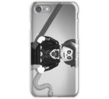 Evil Magician Custom Minifigure with Wand & Snake  iPhone Case/Skin