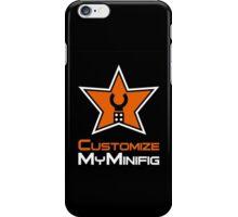 Customize My Minifig Star Logo iPhone Case/Skin