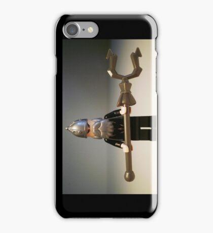Mongolian Chinese Warrior Chief Custom Minifig iPhone Case/Skin