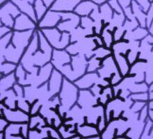 Doodle Bug #1 Black Sticker