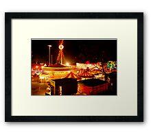 Fairground Framed Print
