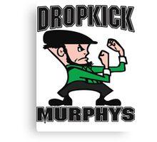 Dropkick Murphys Fighting irish Canvas Print