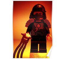 TMNT Teenage Mutant Ninja Turtles Master Shredder Poster